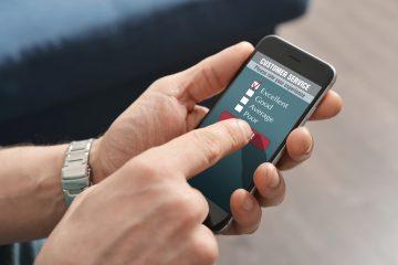 Mobiel bankieren is veilig