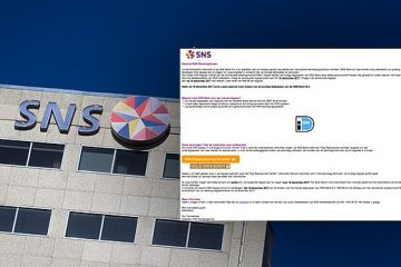 Mail over vernieuwde digipas 'SNS Bank' is phishing