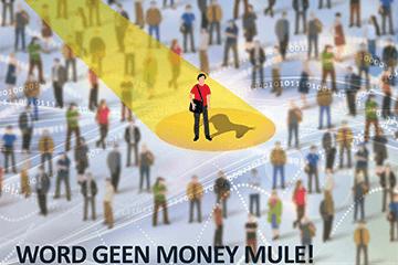 Word geen Money Mule!